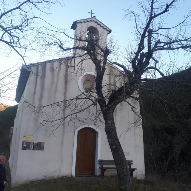 Eglise Montblanc