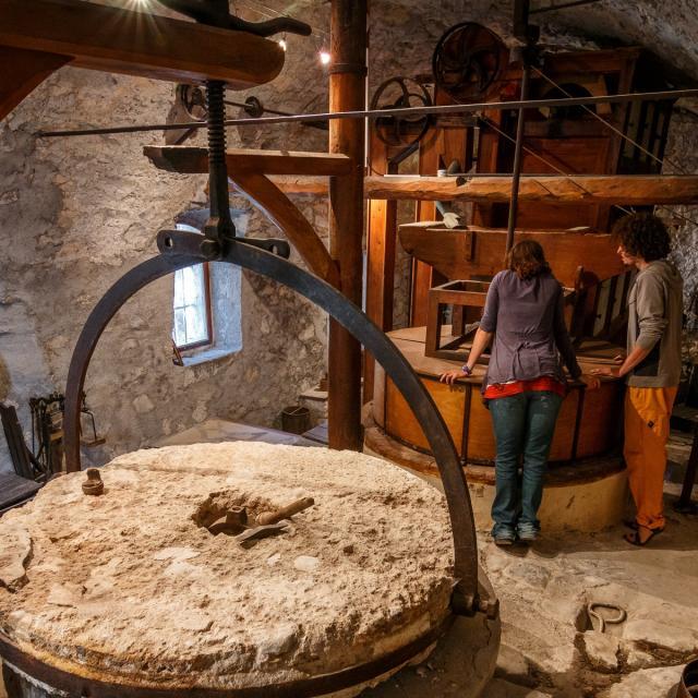 Moulin Entrevaux