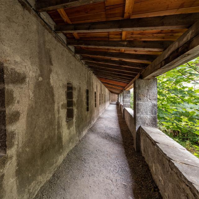 Alpes-de-Haute-Provence (04) Val d'Allos, Colmars-les-Alpes, Maison-Musée du Haut-Verdon // France, Alpes-de-Haute-Provence (04) Val d'Allos, Colmars-les-Alpes, Maison -Musée du Haut-Verdon