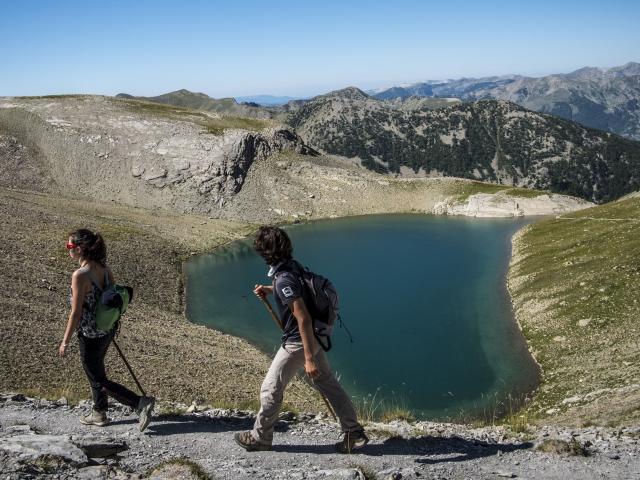 Randonnée Lac de l'encombrette
