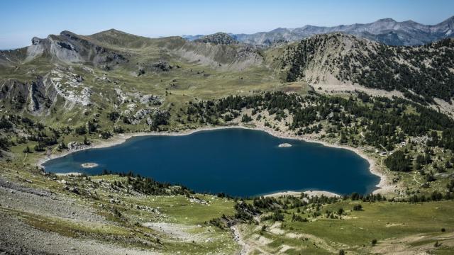 Randonnée Lac d'Allos