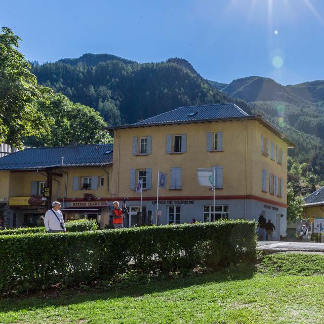 Accueil Colmars-les-Alpes