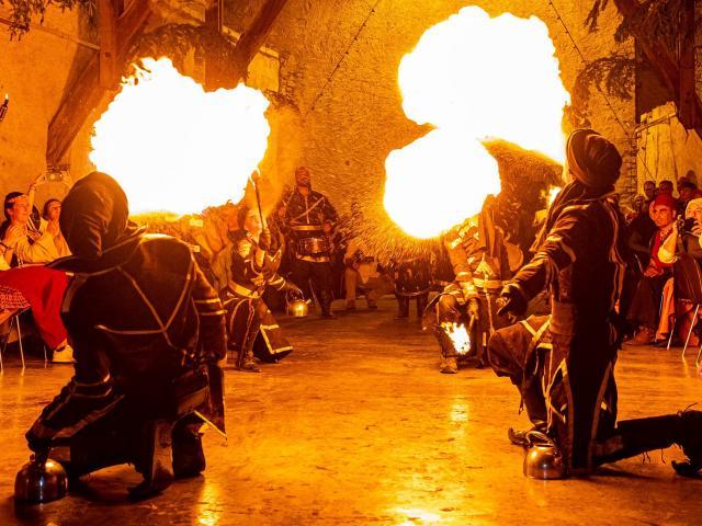 Colmars - 25 ans Fête Médiévale