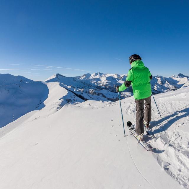 Ski au Val d'Allos