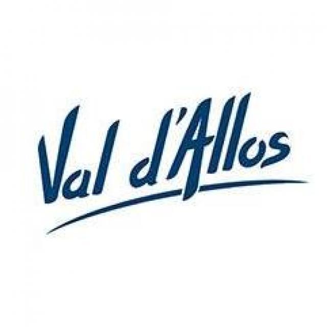 Val D'allos Logo