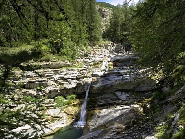 Vasques de la Lance Colmars-les-Alpes