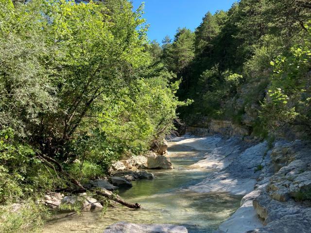 Rivière Val De Chalvagne 2