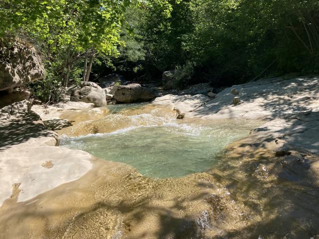 Rivière Val De Chalvagne 3