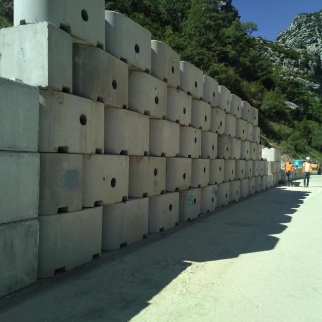 Réouverture R952 Gorges du Verdon