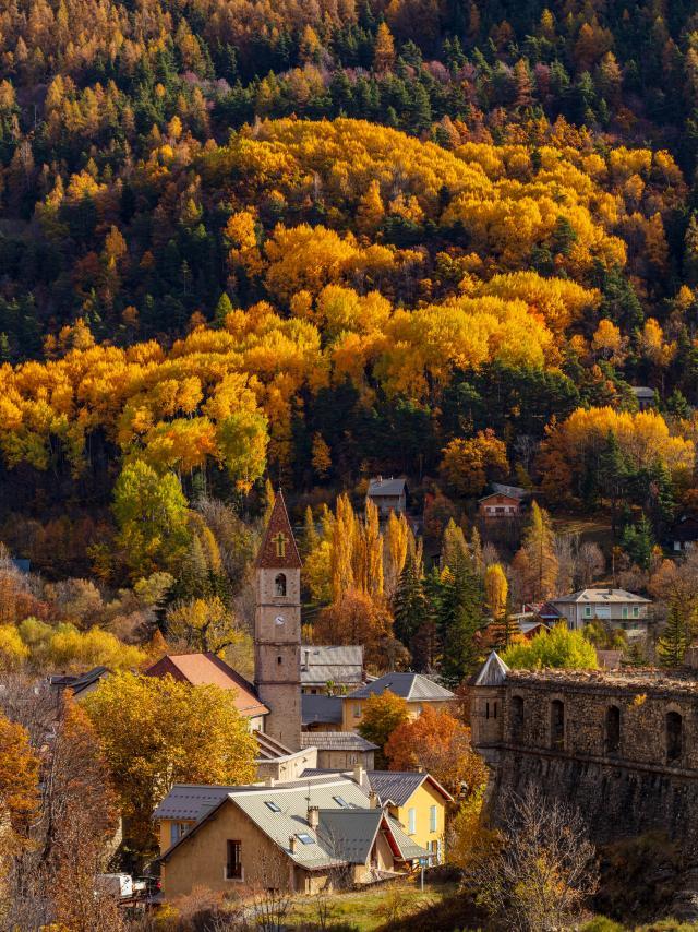 Alpes-de-Haute-Provence (04) Colmars-les-Alpes // France, Alpes-de-Haute-Provence (04) Colmars-les-Alpes