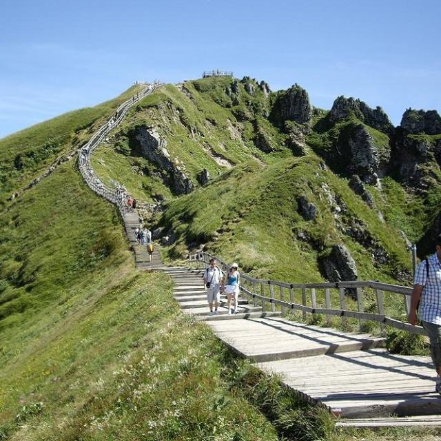 Randonnée Puy de Sancy