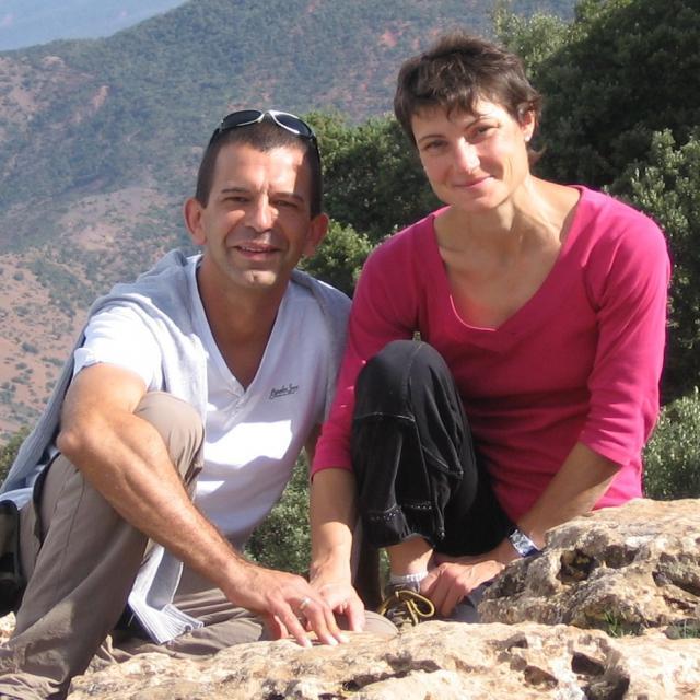 Catherine et Stéphane Mériva Ardèche