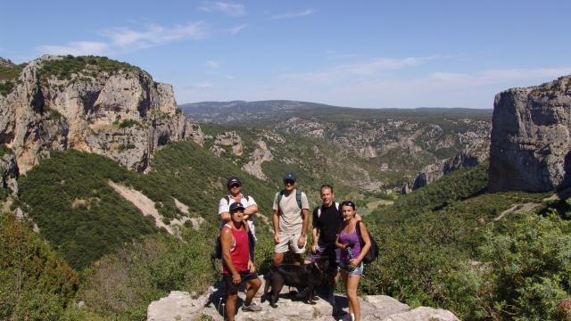 Randonnee Monts Vallees