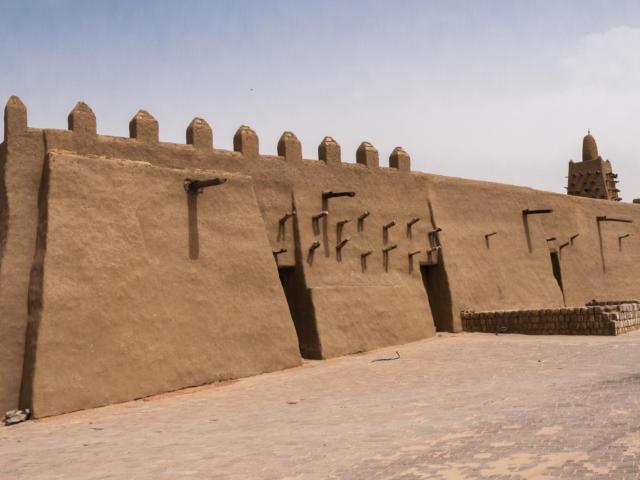 Ville jumelle - Tombouctou, Mali - Cité de Tombouctou