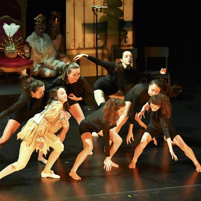 Danse Au Conservatoire