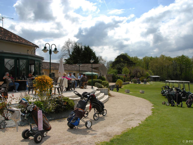 Golf Terrasse Restaurant