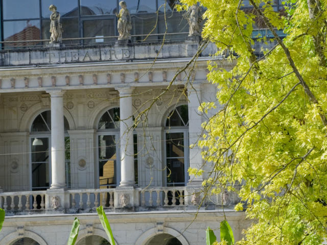 Théâtre Le Gallia extérieur