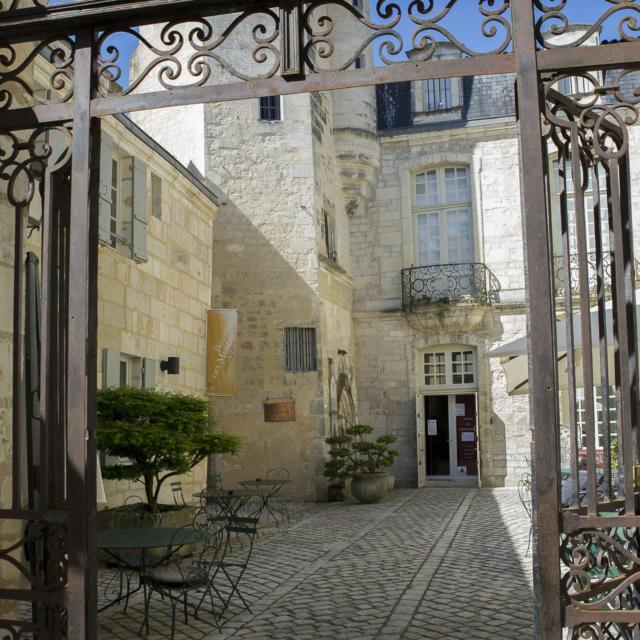 Musée De L'echevinage Extérieur