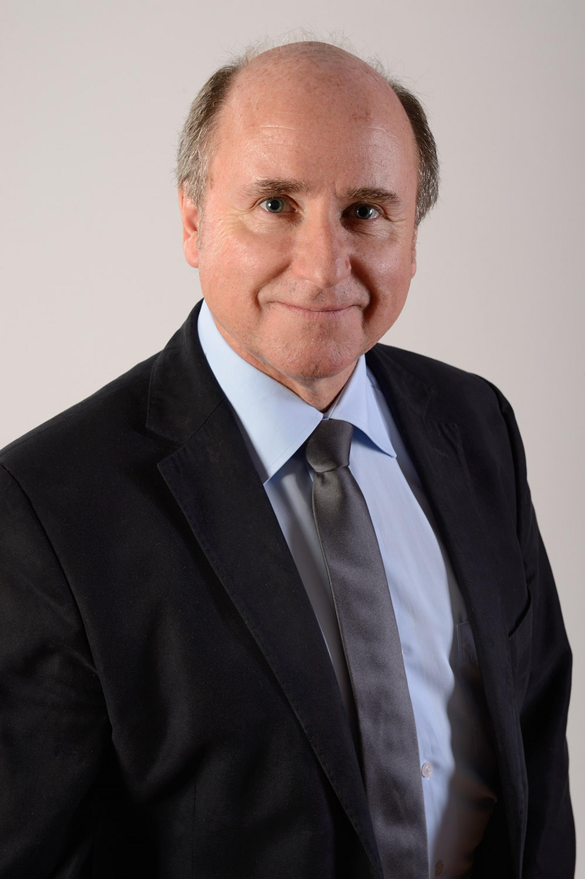 Jean Philippe Machon, actuel maire de la ville de Saintes