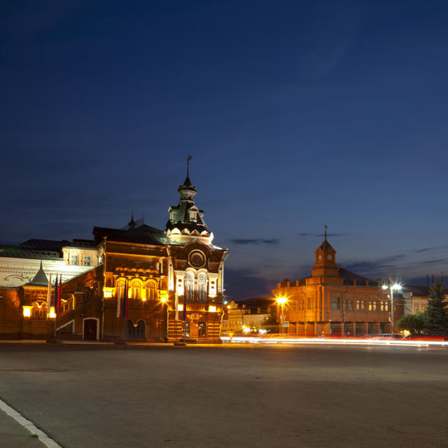 Ville jumelle - Vladimir Russie - ville