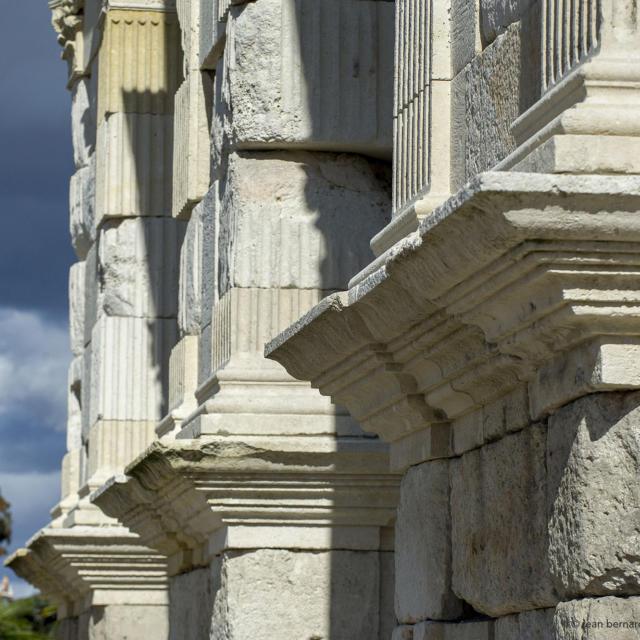 Arc de Germanicus Colonne