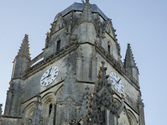 Clocher Saint Pierre