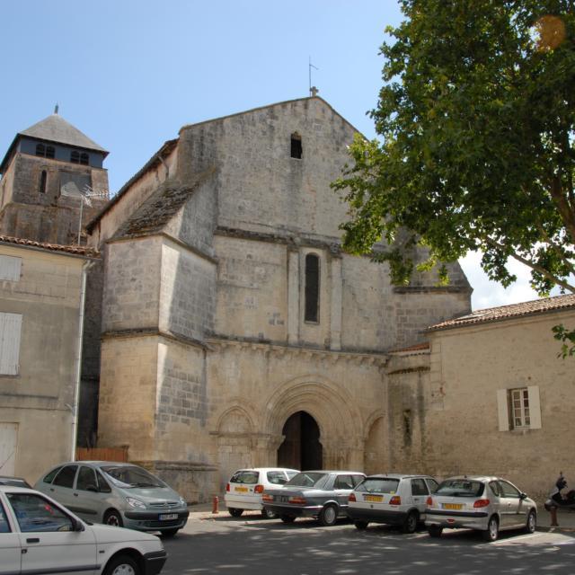 Eglise Saint Pallais