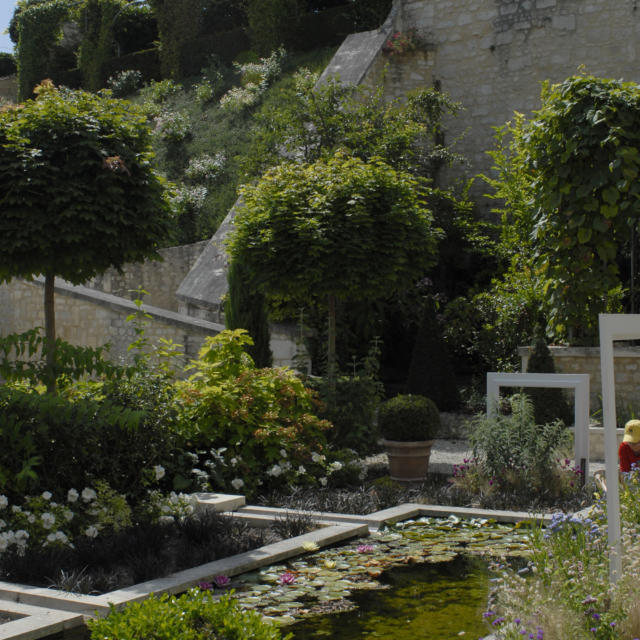 Jardin De L'hostellerie
