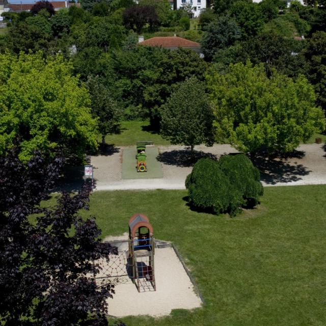 Parc Des Arenes