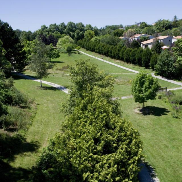 Parc Des Arenes Saintes