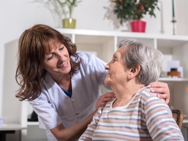 Services pour un maintien à domicile CCAS
