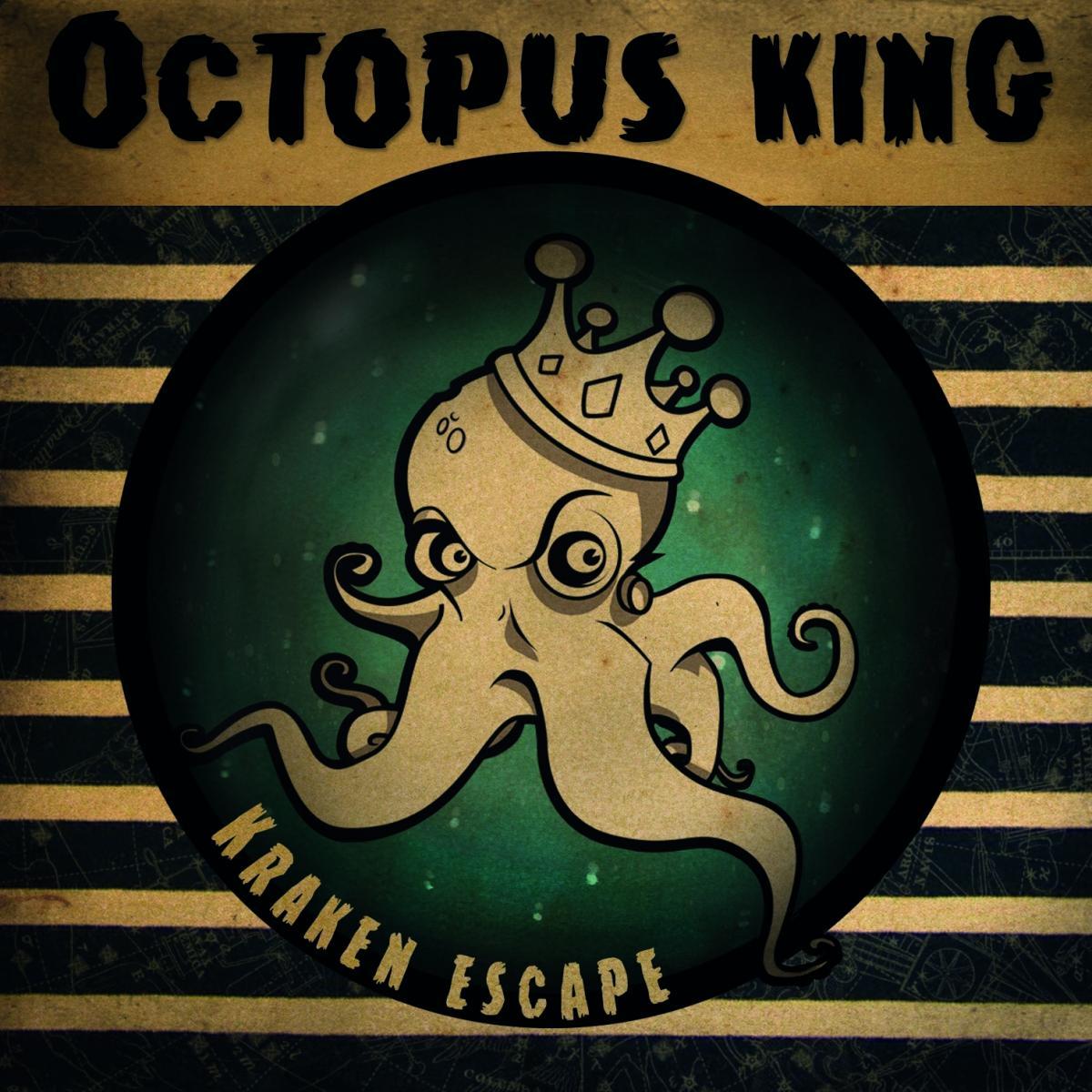 Octopus King Kraken Escape