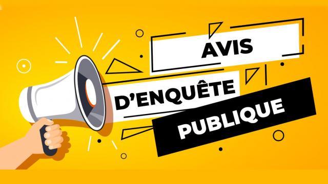 Actu Avis Enquete Publique