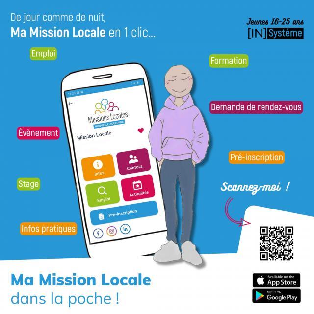 Appli Ma Mission Locale