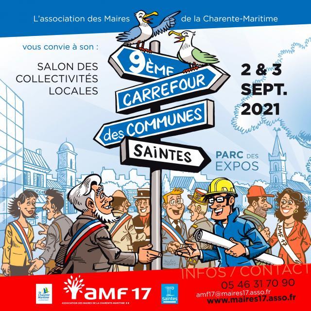 Carrefour Des Communes 2021 Amf17