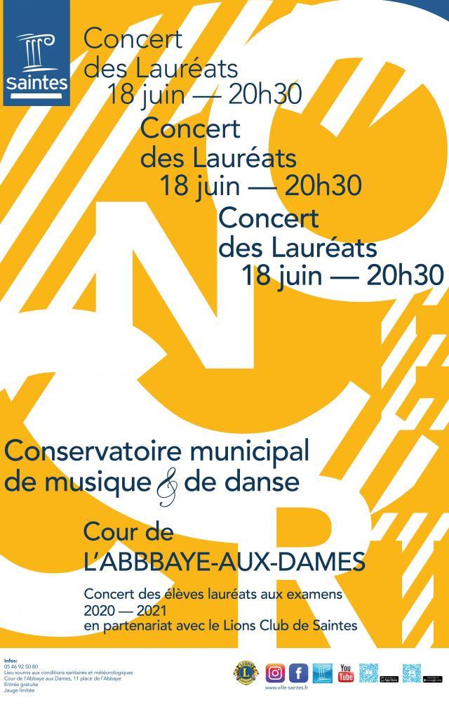 Concert des Laureats 2021