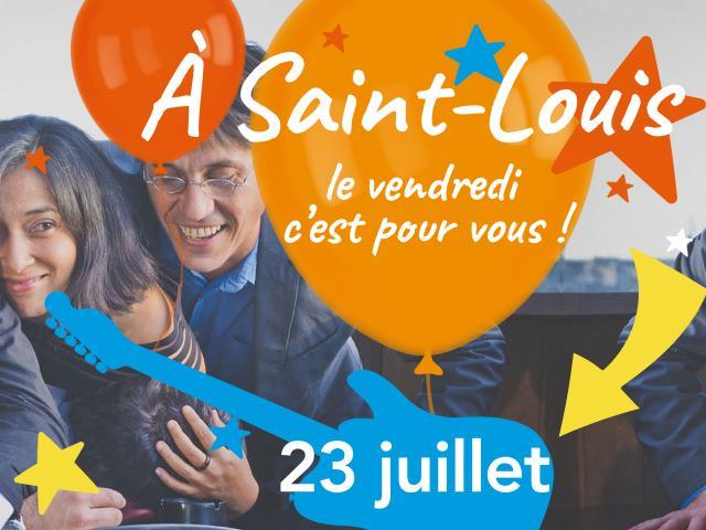 Vendredi de Saint-Louis 23 juillet