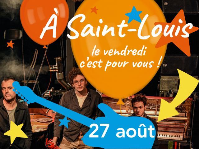 Vendredi de Saint-Louis 27 aout