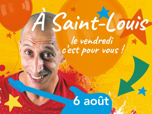 Vendredi de Saint-Louis 6 août
