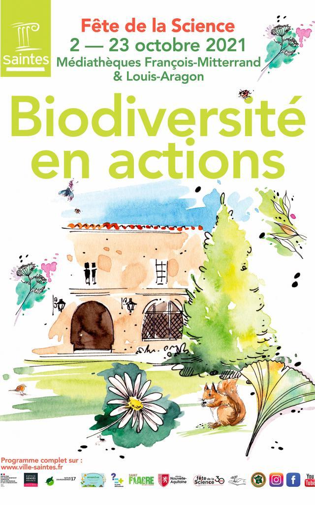 Affiche Biodiversité