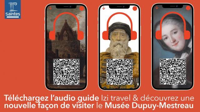 Audioguide musées dupuy
